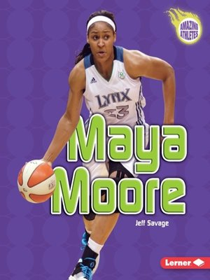 cover image of Maya Moore