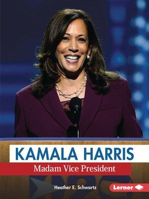 cover image of Kamala Harris