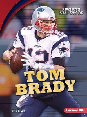 cover image of Tom Brady