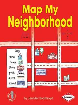 cover image of Map My Neighborhood
