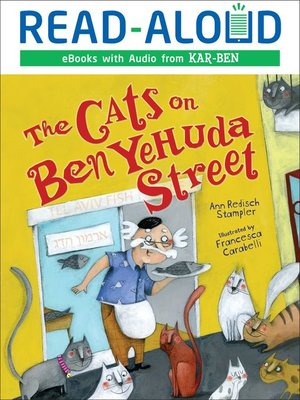 cover image of The Cats on Ben Yehuda Street