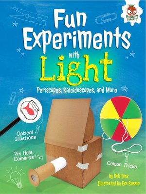 cover image of Fun Experiments with Light