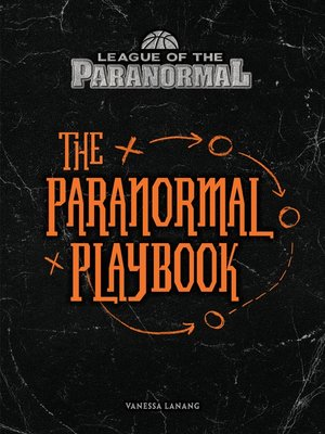cover image of The Paranormal Playbook