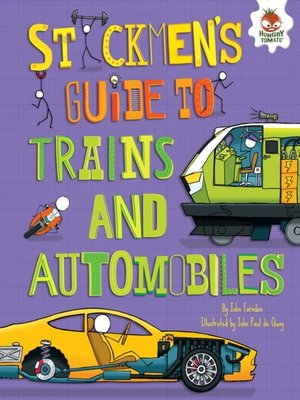 cover image of Stickmen's Guide to Trains and Automobiles