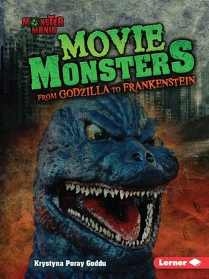 cover image of Movie Monsters