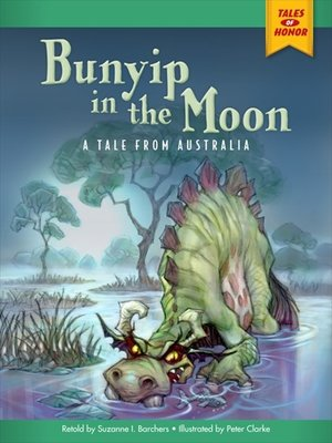 cover image of Bunyip in the Moon