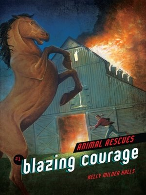 cover image of Blazing Courage