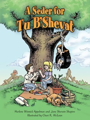 cover image of A Seder for Tu B'Shevat