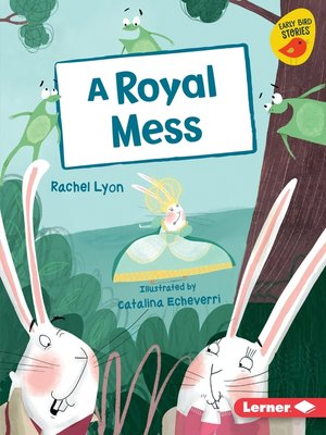 cover image of A Royal Mess