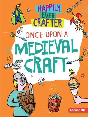 cover image of Once Upon a Medieval Craft