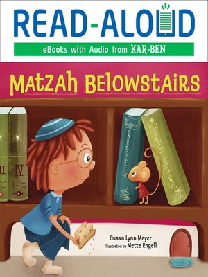 cover image of Matzah Belowstairs