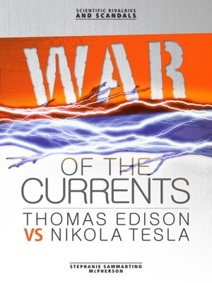 cover image of War of the Currents