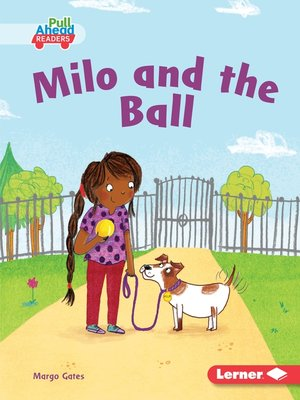 cover image of Milo and the Ball