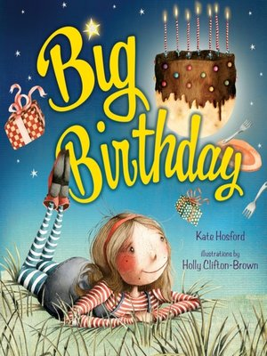 cover image of Big Birthday