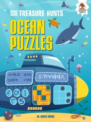 cover image of Ocean Puzzles