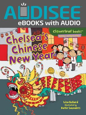 cover image of Chelsea's Chinese New Year