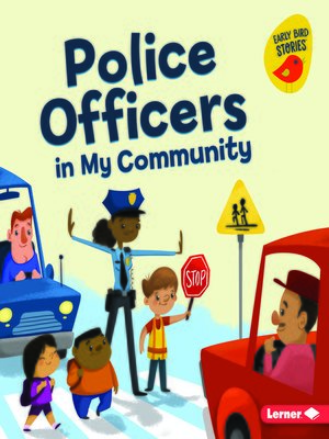 cover image of Police Officers in My Community
