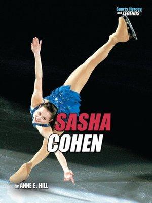 cover image of Sasha Cohen