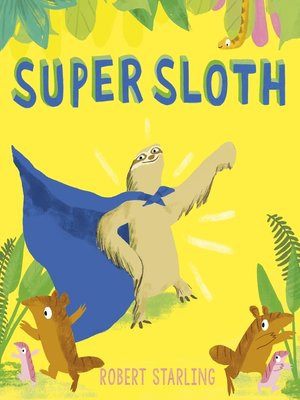 cover image of Super Sloth