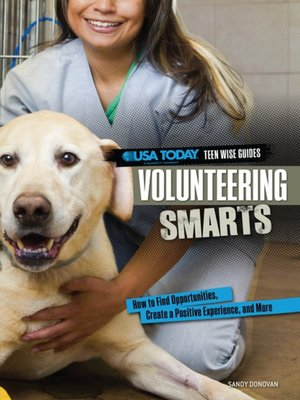 cover image of Volunteering Smarts