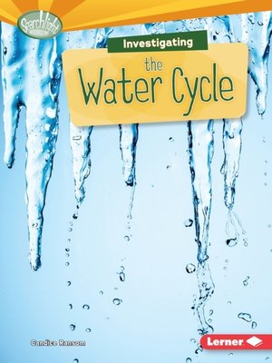 cover image of Investigating the Water Cycle