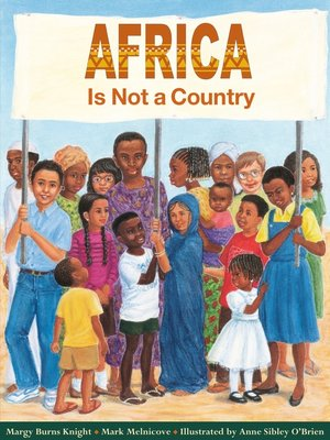 cover image of Africa Is Not a Country