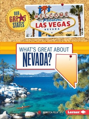 cover image of What's Great about Nevada?