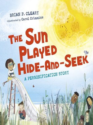 cover image of The Sun Played Hide-and-Seek