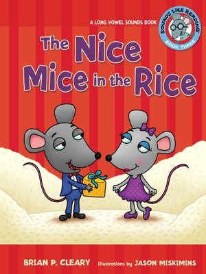 cover image of #3 The Nice Mice in the Rice
