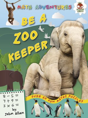 cover image of Be a Zookeeper