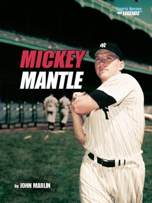 cover image of Mickey Mantle