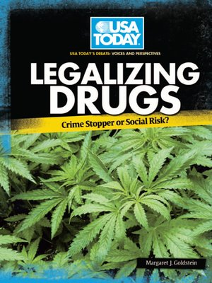 cover image of Legalizing Drugs
