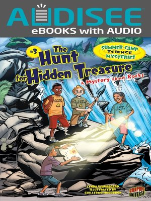 cover image of The Hunt for Hidden Treasure