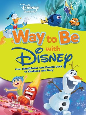 cover image of Way to Be with Disney
