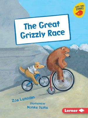 cover image of The Great Grizzly Race