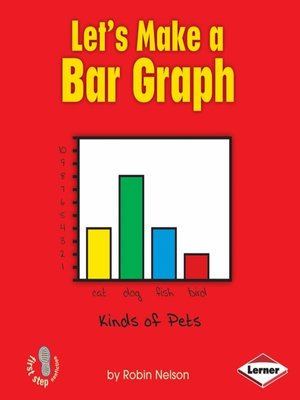 cover image of Let's Make a Bar Graph