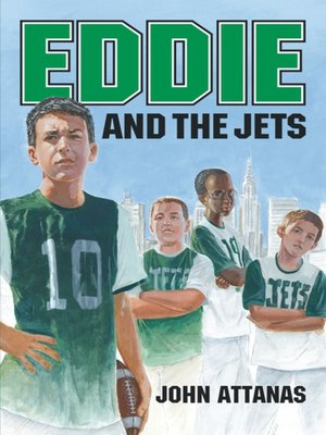 cover image of Eddie and the Jets