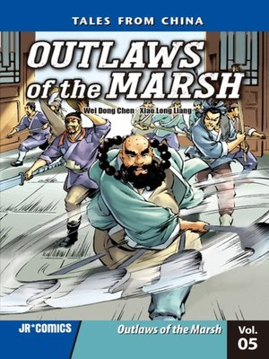 cover image of Outlaws of the Marsh, Volume 5