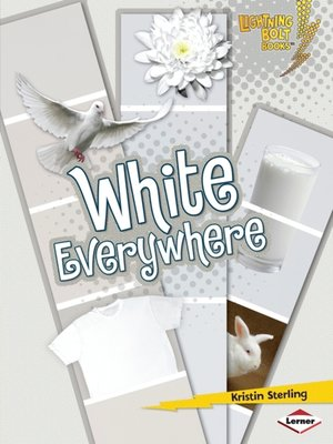 cover image of White Everywhere