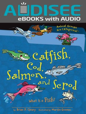 cover image of Catfish, Cod, Salmon, and Scrod