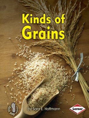 cover image of Kinds of Grains