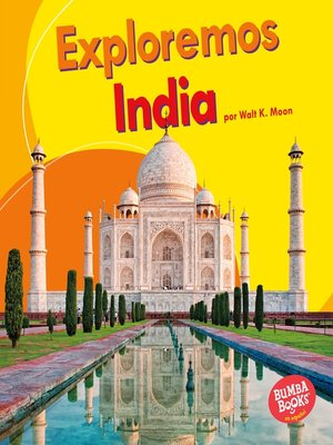 cover image of Exploremos India (Let's Explore India)