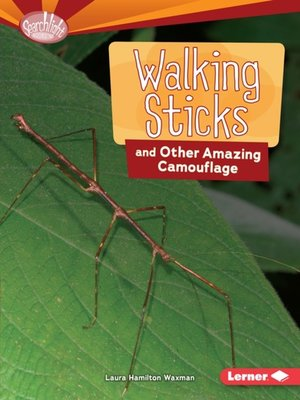 cover image of Walking Sticks and Other Amazing Camouflage