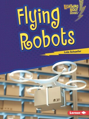 cover image of Flying Robots