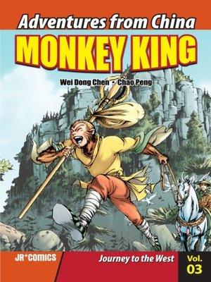 cover image of Monkey King, Volume 3