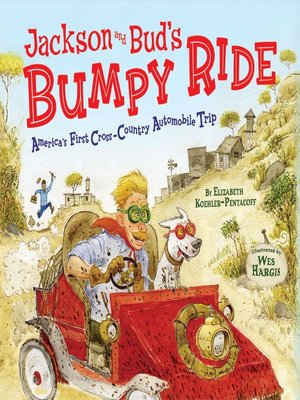 cover image of Jackson and Bud's Bumpy Ride
