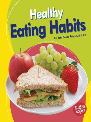 cover image of Healthy Eating Habits