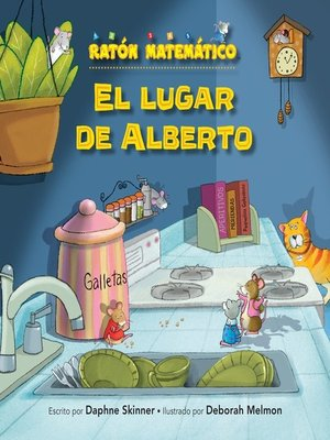 cover image of El lugar de Alberto (The Right Place for Albert)