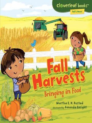 cover image of Fall Harvests