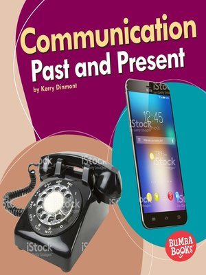cover image of Communication Past and Present